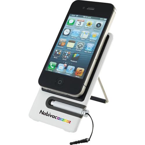 Smartphone Holder and Stylus