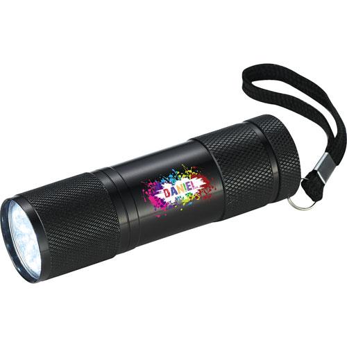 Gripper 9 L.E.D Flashlight