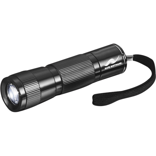 WorkMate Magnifying Flashlight with Lense