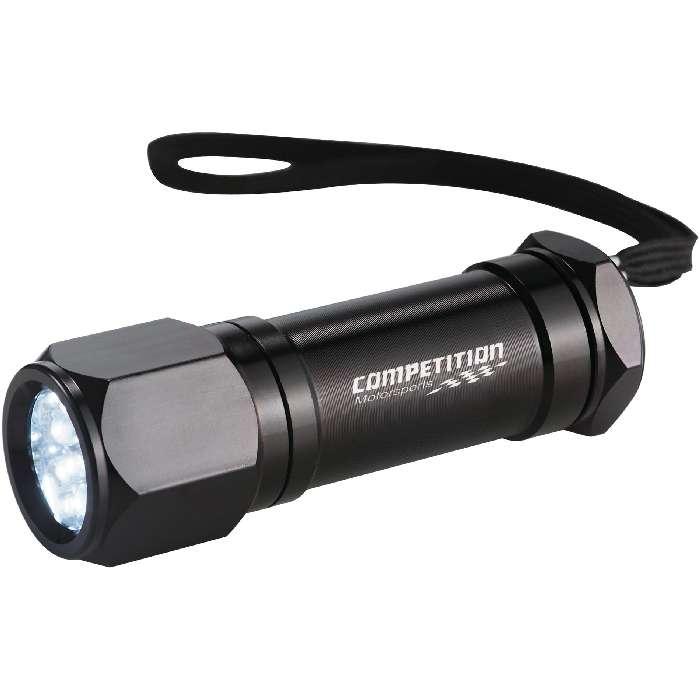 Garrity® 8 L.E.D. Alum Superbright Flashlight