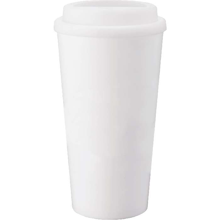 16 oz Double Wall Plastic Tumbler