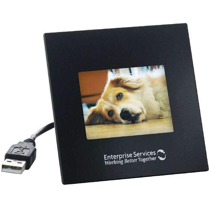 """""""2.4"""""""" Desktop Digital Photo Frame"""""""