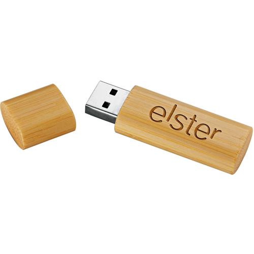 Bamboo USB Flash Drive 4GB