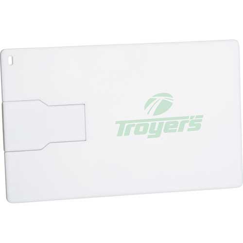 Slim Credit Card Flash Drive 8GB