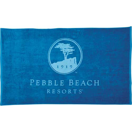 Colored Beach Towel - 10.5LB