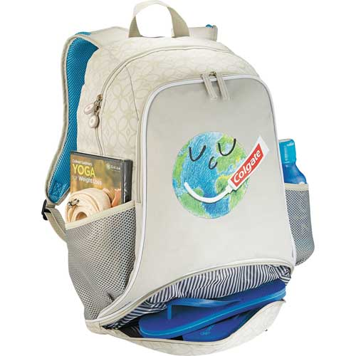 Fine Society Mia Sport Compu-Backpack