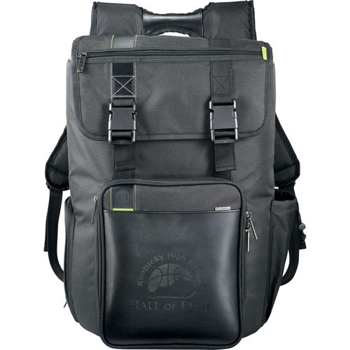 Disrupt® Recycled Cargo Compu-Backpack