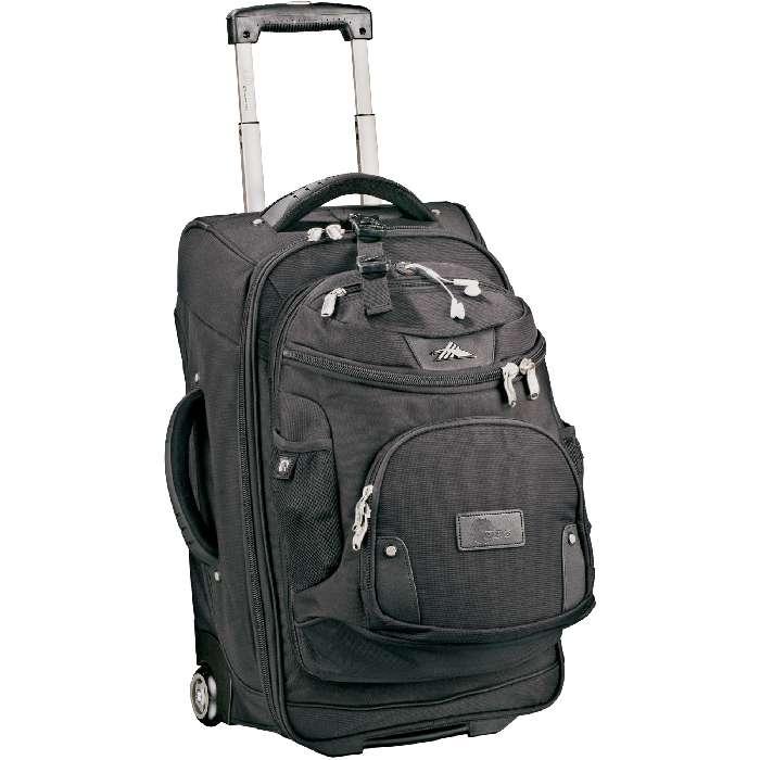 High Sierra® Wheeled Carry-On w/Rem DayPack