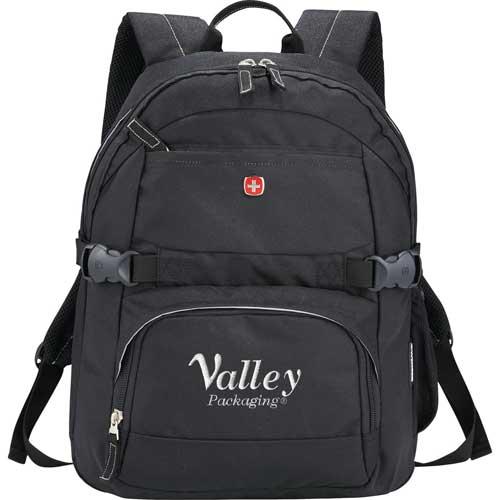 Wenger®  Raven Compu-Backpack